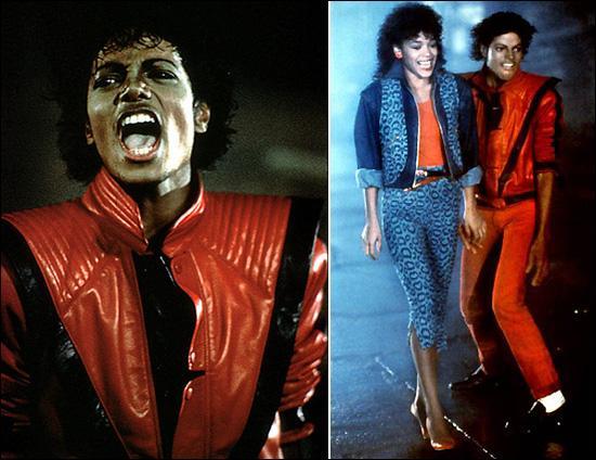 Album de Michael Jackson.
