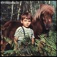 Quel est ce poney, héros de Cécile Aubry ?
