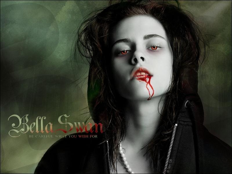 Quel pouvoir Bella va-t-elle avoir en étant vampire ?