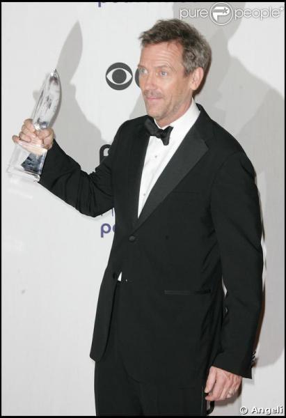 En 2005 il reçoit la récompense du meilleur acteur dans une série dramatique pour Dr House, à quelle cérémonie ?