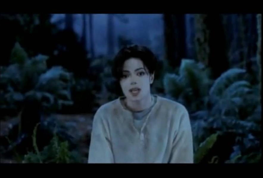 Cette image est extraite d'un clip, celui de quelle chanson ?