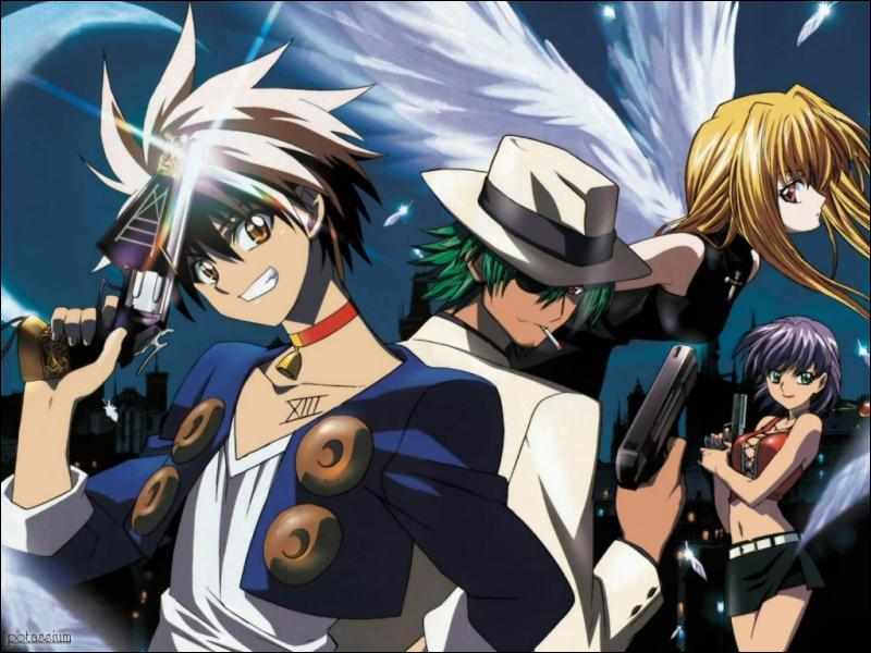 Dans quel manga trouve-t-on ces personnages ?