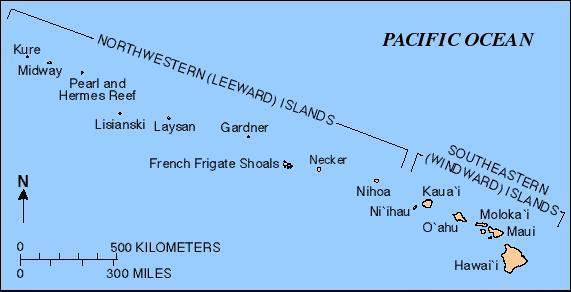 Pearl Harbor est une base navale américaine située dans l'archipel d'Hawaï, sur quelle île ?