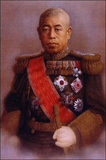 Les préparatifs de l'attaque furent confiés à quel commandant en chef de la flotte japonaise ?