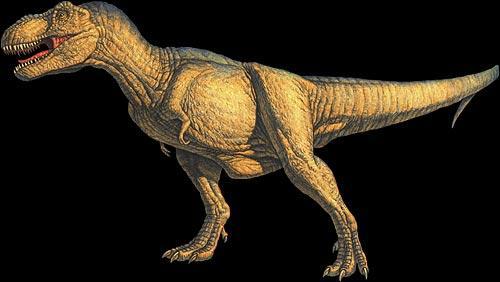 Comment s'appelle le plus célèbre dinosaure ?