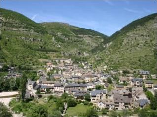 Villes et villages de l'Aveyron et de la Lozère