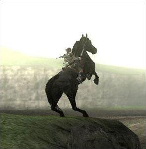 Comment s'appelle le cheval dans Shadow of The Colossus ?