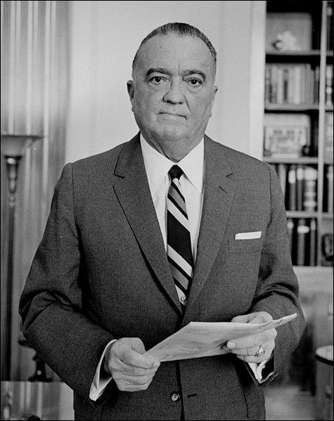 John Edgar Hoover (directeur du FBI)