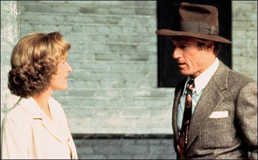 Quelle est la profession de Robert Redford dans le film « Le meilleur » ?