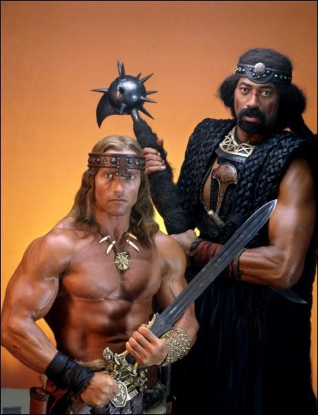 Comment s'appelle la suite des aventures de « Conan le barbare » ?