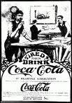 La personne qui invente le nom de Coca-Cola et qui conçoit le premier graphisme de la marque est