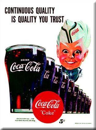 Histoire des marques : Coca-Cola