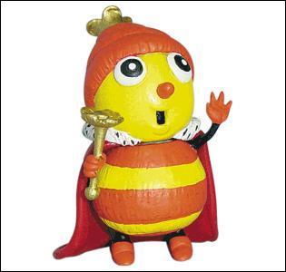 Combien y-a-t-il de reine(s) dans un nid d'abeille ?