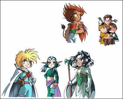 Qui est le leader des Légendaires ?