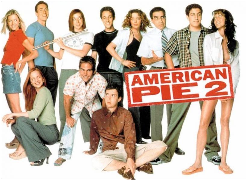 Quel boulot d'été trouvent les jeunes d'American Pie 2