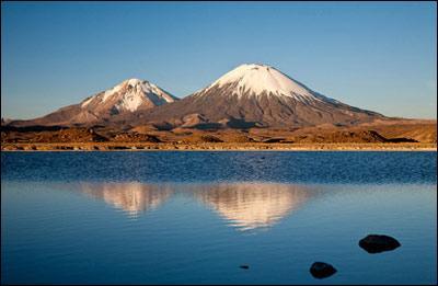 Dans quel pays se trouvent les volcans les plus hauts du monde ?