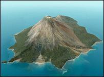 L'explosion du Krakatoa ( Indonésie ), en 1883, a provoqué un tsunami perceptible jusqu'en Europe.