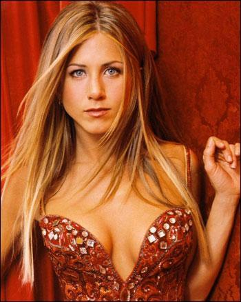 Jennifer Aniston était la très sophistiquée Rachel dans...