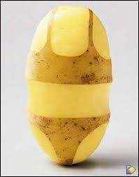 Quelle est la différence entre un Français et une patate ?