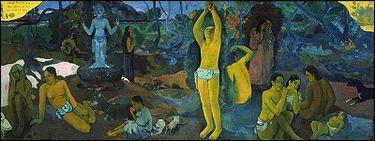 Quel peintre s'étant installé à Tahiti a réalisé 'D'où venons-nous ? Que sommes nous ? Où allons-nous ? ' ?