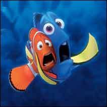 'Après la mort de son épouse Corail, Marin, un poisson clown, doit prendre soin de son fils unique, handicapé par une nageoire atrophiée. ' Mais de quel film s'agit-il ?