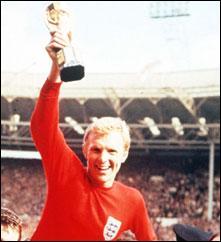 Vainqueur de la coupe du monde 1966 pour l'Angleterre, c'est ?