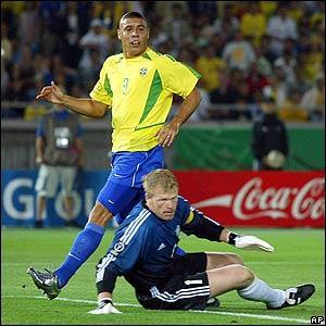 Lors de quelle coupe du monde cette photo de Ronaldo a été prise ?