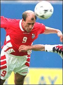 Fer de lance de l'équipe bulgare lors de l'édition américaine de 1994, c'est ?