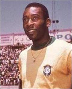 L'un des plus grands joueurs de l'histoire mondiale du football qui remporta son plus fabuleux titre lors de l'édition mexicaine de 1970, c'est bien sûr ?