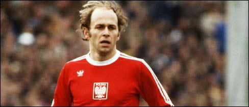 Grand meneur de jeu et buteur polonais en 1974, c'est ?