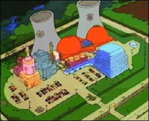 Qui est le propriétaire de la centrale nucléaire de Springfield ?