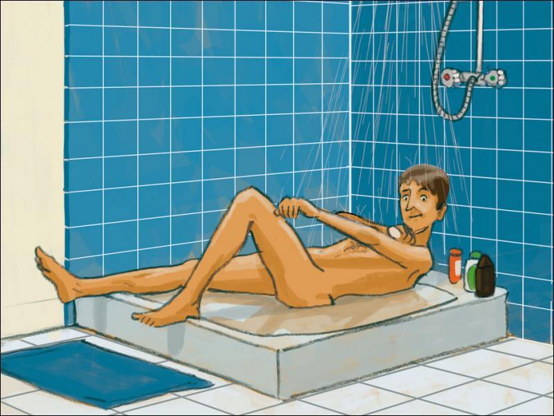 A combien de douches équivaut un bain ?