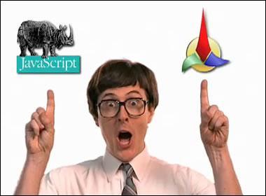 De quel humoriste américain, célèbre pour ses parodies, vient la chanson White & Nerdy ?