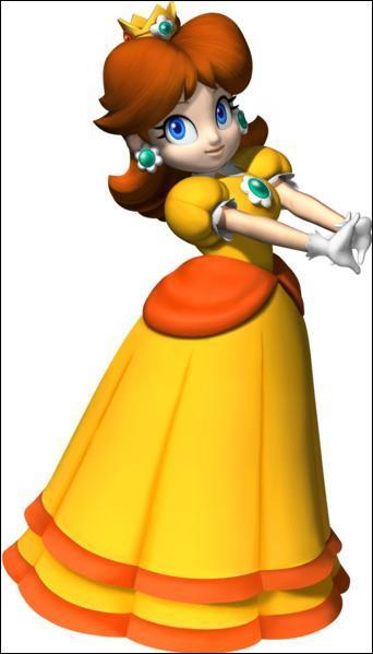 Qui est cette fille à la robe orange ?