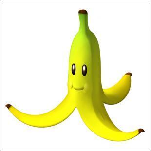 """À quoi servent les bananes dans """"Mario Kart"""" ?"""