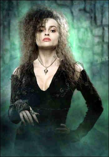 Bellatrix Lestrange est ...