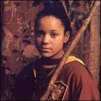 Angelina Johnson est ...