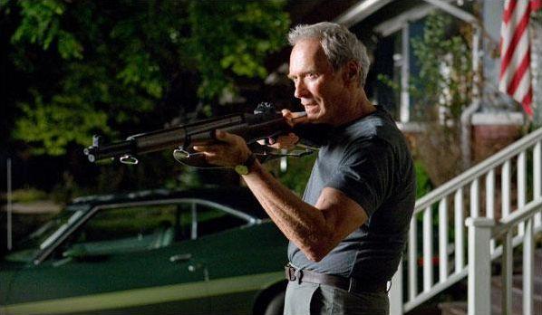 Filmographie de Clint Eastwood