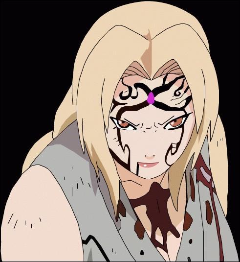 Dans Naruto qui étaient Dans et Nawaki, les deux personnages décédés auxquels Tsunade tenait le plus ?