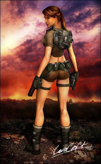 Que doit retrouver Lara Croft dans le premier jeu Tomb Raider ?