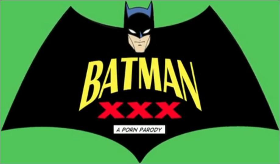 Laquelle de ces affirmations est fausse concernant la parodie coquine de la série Batman ?