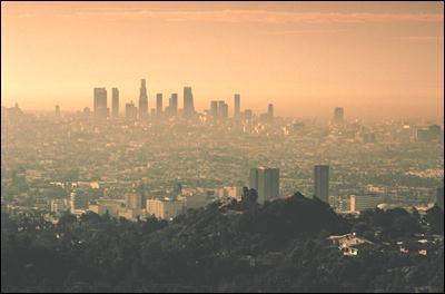 Le smog est :