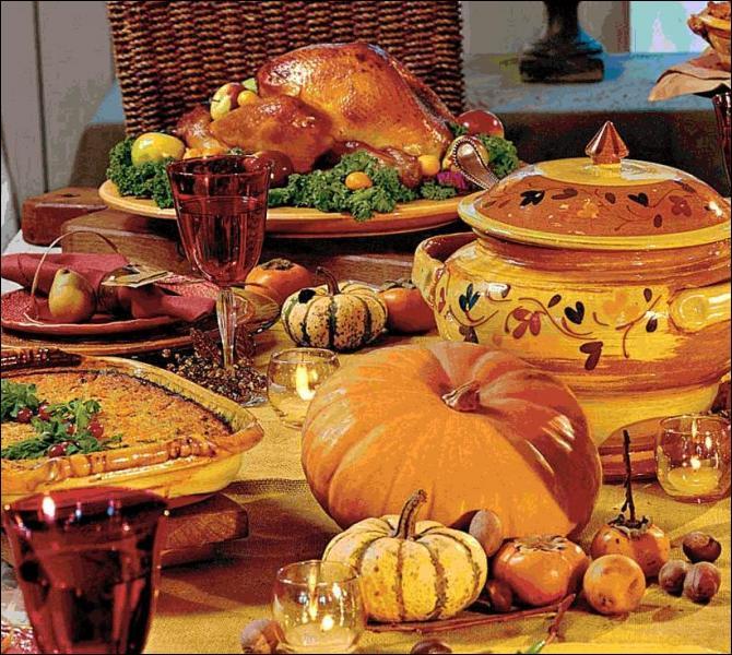 Quand les Américains fêtent-ils le Thanksgiving ?