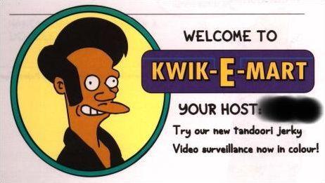 Qui est-ce ? Les Simpson