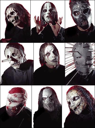 Quel est le groupe rival de Slipknot ?