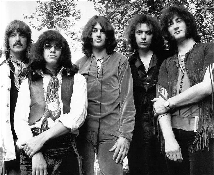 L'un des groupes pionniers du hard rock...