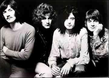 Le groupe fondateur du hard rock...
