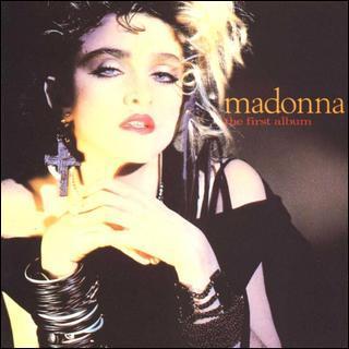 Cette photo de Madonna est plutôt celle de ?