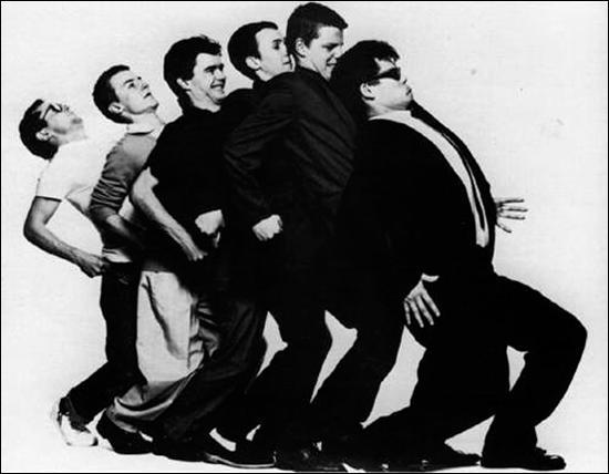 Le ska était leur grande spécialité...