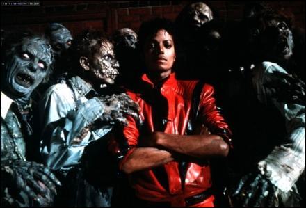 On ne le présente plus, mais en quelle année a été tourné 'Thriller' ?